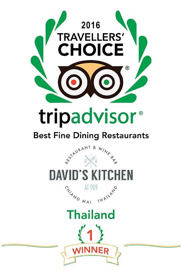Tripadvisor Thailand 2016